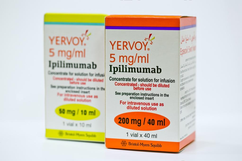 ipilimumab yervoy and stage 4 melanoma essay